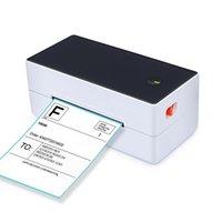 Abdz -Bluetooth Termisk skrivare 40-100mm kvitto Express Order skrivarmärke eller streckkod för telefon tablett mac
