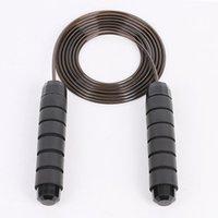 Equipement de perte de poids de la corde en acier en acier à sauter de la corde de fitness