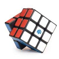 غان rsc 3x3x3 ماجيك مكعب أسود جيب سرعة مكعبات 3x3 المهنية لغز مكعب ألعاب تعليمية 3layer كوبو ماجيكو