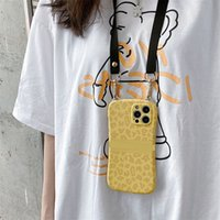 Luxurys designers cell phone cases iphone 7p 8p x xr xs xsmax 11 11pro 11promax 12 12pro 12promax Leopard Print style good