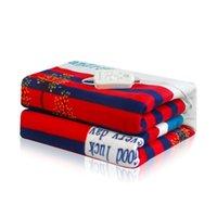 Battaniyeler 220 V Elektrikli Yataklar Için Termostat Yatak Yumuşak Isıtma Battaniye Isıtıcı Isıtıcı Halı Güvenlik Isıtmalı