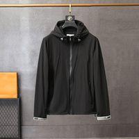 topstoney konng gonng printemps et été mince veste manteau de marque de brise-soleil extérieure brise-vent brise-soleil mode solaire mode imperméable à capuche occasionnelle plus grande taille