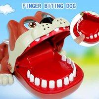 Novelty Gag Horror Bite Hand Dog Adult Prank Toys for Boys Girl Kids Children Stress Relief Toy Practical Jokes Cool Stuff Games