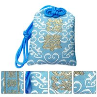 1pc Japanese Style Amulet Omamori Charm For Health And Good Career Hanging Bag Gift Wrap