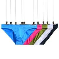 Underpants Sexy Men Briefs Underwear Mens Breathable Bikini Man Comfortable Shorts Cueca Male Panties