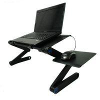 2021 Tablet-PC-Ständer Wärmeableitungen Notebook Computertisch Lazy Aluminiumlegierung Klapptisch