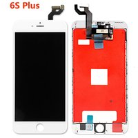 High Brightness Touch panels Digitizer Assembly Replacement top quality for iPhone 6 6S Plus LCD screen display