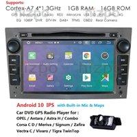 Android 10 2 DV DVD Lecteur DVD Radio GPS pour Astra H Meriva Vectra Antara Zafira Corsa C D Vivaro Veda Vauxhall Multimédia