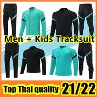 Top Quality 2021 2022 Sensi Tracksuit Jacket Kits Alexis Nainggolan Lautaro Perisic 20 21 Lukaku Jacket Treinamento Set