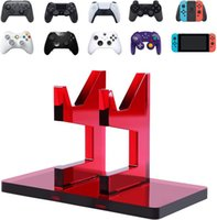 Game Controllers & Joysticks 1PC High Quality Controller Holder Acrylic Gamepad Display Support For Switch Pro PS5  Series X  Joystick Rack