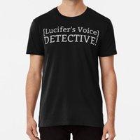 [lucifer's Voice] Detective! t Shirt Detective Decker s Voice Lucifer i Love Luci Tom Ellis [<ncbhsw4@163.com