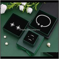 Wrap Event Festive Party Home & Garden Drop Delivery 2021 Fashion Colorful Jewerly For Christmas Gift Supplies Rings Storage Cute Box Small Q