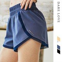 Tasarımcı L-301 Yoga Kısa Pantolon Kıyafet Bayan Koşu Spotr Şort Bayanlar Rahat Yetişkin Spor Kızlar Egzersiz Spor Giyim