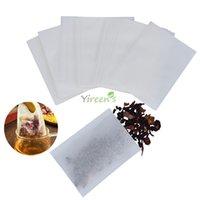 1000pcs 50 x 60mm ferramentas descartáveis de café / chá, saquinhos de chá de papel de filtro de qualidade alimentícia,