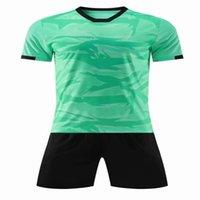 كرة القدم الفانيلة جولة الرقبة الرجال قصيرة الأكمام فارغة تي شيرت فئة الخدمة العلوي الثوب الإعلان