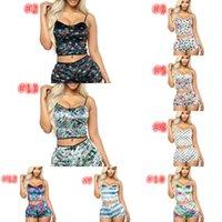 Designer Trainingsanzüge für Frauen 2 Stück Short Sets Sommer Aushöhlen sexy Slim-Fit Samt Spitze zweiteilige Shorts Nachtclub Outfit XS-2XL