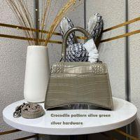 Borse alla moda Designer Designer di alta qualità Signore di lusso borse di lusso borse a tracolla per le donne Lussurys borse Lady 2021 Genuine Borsa in pelle