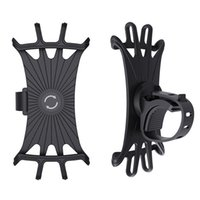 Stroller Parts & Accessories Baby Bike Bicycle Mobile Phone Holder Elastic Silicone Stand Bracket Bottle Infant