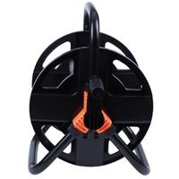 Garden Hoses Reel Pipe Storage Cart Exclude Winding Tool Rack Portable Hooks & Rails