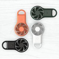 USB-Gadgets Mini-Fan-Handheld und tragbar mit 3 Geschwindigkeiten wiederaufladbar
