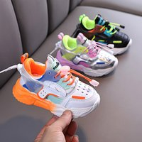 Sneakers Trainers 25 Max Speed First Walkers Turf Boys Eur Girls Size Little Kid 2 Years Old Boy Girl Basketball Shoes White Black Pink 12 Tenis 2021 New Arrival