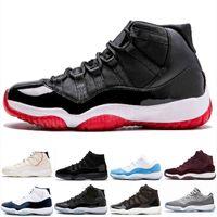 11 11S Männer Basketballschuhe Concord Platinum Tint Designer Sneakers Xi Chicago Bred Space Marmelade Frauen Sportschuhe 36 -47 V5D6D