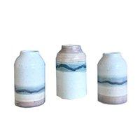Modern New Ceramic Flower Vase For Home Decor Garden,Factory Directly