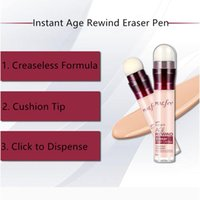 Hotsale Eraser Concealer Pens: Instant Age Rewind Eraser Dark Circles Treatment Multi-Use Concealer, 6 Color full coverage foundation formulas