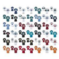 001Custom homens juventude mulheres toddler elite jogo personalizado qualquer nome e número jersey stitched esporte futebol jersey homens tamanho s-5xl toddler 2-7t