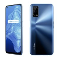 Original REALME V5 5G Mobiltelefon 6 GB RAM 128 GB ROM MTK 720 Octa Core Android 6,5 Zoll Vollbild 48MP AI Fingerprint-ID Smart-Handy