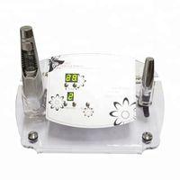 المحمولة المحمولة الكهربائي لا إبرة mesotherapy جهاز meso بندقية للعناية بالبشرة آلة الجمال استخدام المنزل