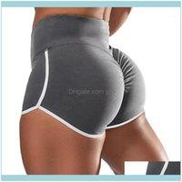 Outfits exercício desgaste atlético ao ar livre vestuário outdoorswomen esportes yoga exercício fitness correndo fêmea shorts algodão alta cintura cintura cycli