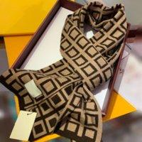 Bufanda de moda bufandas cálidas elegante carta de cachemira diseño simple para hombre mujeres chal cuello largo 8 Color altamente calidad