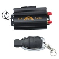 Auto GPS-accessoires 3G Tracker GPS103B-3G / TK103B-3G WCDMA / GSM / GPRS Voertuig / Motorcycle Tracking Afstandsbediening Afgesneden olie en kracht