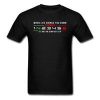 CCCCSPORT1N23456 Motocicleta Slim Fit Tshirts para hombres Racer Motorbike Speed Motor Auto Car Biker T Shirt Tallas de algodón Tops de verano