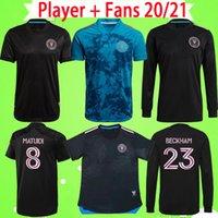2020 2021 NEW INTER MIAMI футболка HOME AWAY белый черный бекхэм 20 21 Julián Carranza Ben Sweat Pellegrini MLS CF футболки