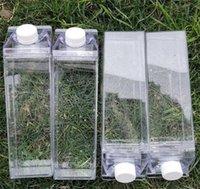 Kitchen Leakproof Creative Transparent Bottle Drinkware Outdoor Climbing Tour Camping Children Men Milk Water Bottles 61 V2 Z09X 5YRX