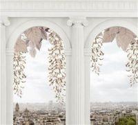 Commercio all'ingrosso-personalizzato qualsiasi taglia Photo Wallpaper per soggiorno Camera da letto Decorazioni per la casa Decorazioni per la parete Murale Carta da parati Roman Column Papel de Parede 3D 690 V2
