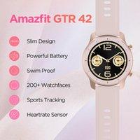 디자이너 시계 브랜드 시계 럭셔리 시계 GPS 음악 12 일 배터리 5ATM 남자 여자 -42mm