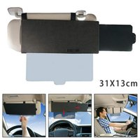 Универсальный Sun Visor Extender Окно Регулируемый Anti-Blare Anti-UV Block Усиление автомобиля Навес