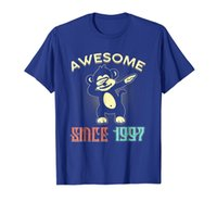 Süßer Affe, der super theting ist seit 1997 21. Jahre altes T-Shirt von yrs