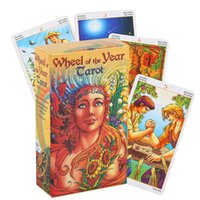 Tarot Board Game Toys Oracle Rider Waite Party Divination Prophet Prophecy Card Poker Gift love IYAG