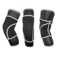 Elbow & Knee Pads AOLIKES 1PCS Elastic Sports Leg Support Brace Wrap Protector Compression Safety Pad Sleeve Patella Guard