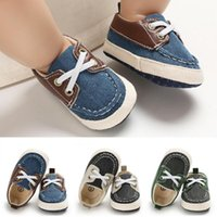 First Walkers Born Toddler Baby Boy Girl Soft Lovely Comfortable Sole Cotton Crib Shoes Casual Sneaker Sport Patchwork 0-18M