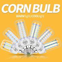 Bulbs LED 220V Corn Lamp E27 Bulb E14 Light B22 Ampoule GU10 Lampara G9 Spotlight Candel Home Bombilla 24 36 48 56 69 72 Leds