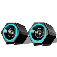 Mini Speakers 2021 Computer Bluetooth USB Small Speaker Desktop Home Laptop Audio With Subwoofer, Compatible AUX, TF,