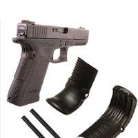 بندقية لعبة مسدس قبضة 9 فلوك إطارات beavertail مجموعة يناسب Gen1 / 2/3 G17 G19 G22 G23 G24 G31 G32 G34 G35 G37 G38