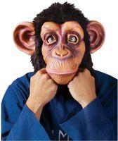 Mascarello قرد أورانجوتان القرد اللاتكس الحيوان الناس قناع ل حزب تأثيري هالوين كريستام الأسهم في الولايات المتحدة الأمريكية من قبل الولايات المتحدة الأمريكية المحلية