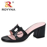 BONA Designers Slippers High Heels Shoe Summer Sandals Non-Slip Flip Flops Beach Feminimo 210622