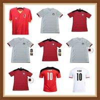20 21 Ahly El Cairo Soccer Jerseys Player Version Al-Ahly Sporting Club Egitto Y.ibrahim M.Mohsen Kahraba Jersey 2021 Camicia da calcio uomo